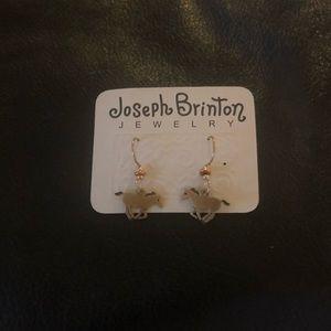 NWT horse earrings
